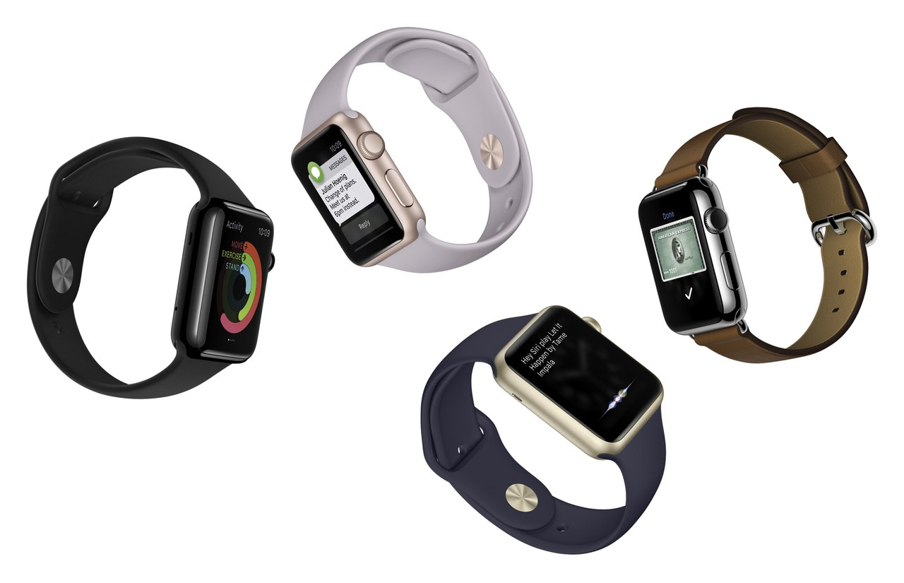 new product 1cad1 c2dad Apple introduced new iPhone 6S, 6S Plus, Apple Watch, iPad Pro and ...